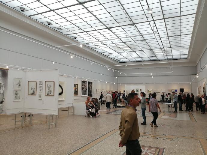 Exposition Palais de Bondy Lyon 5