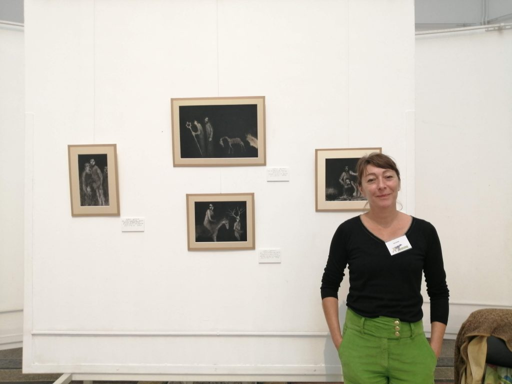 Valerie Gavaud laureate Lyon art paper 2019