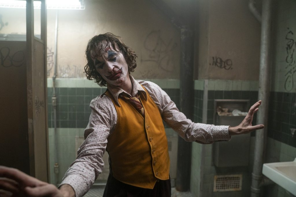 Joker critique cinéma pour le dire