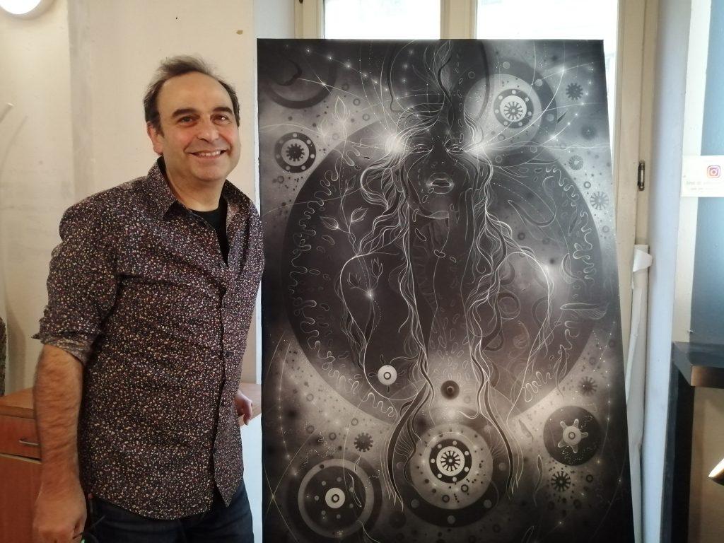 artiste lino di vinci 59 rivoli paris