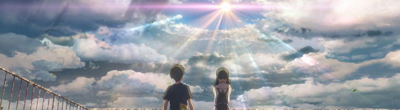 Les enfants du temps Makoto Shinkai